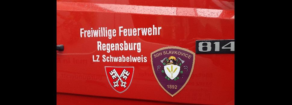 Löschzug Schwabelweis & SDH Slavkovice